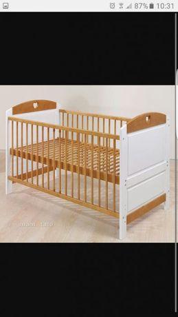 Łóżeczko dla dziecka 2w1