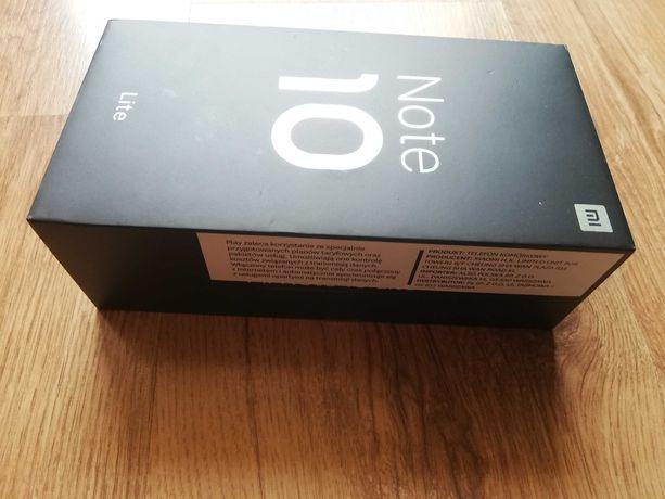 smartfon mi note 10 lite