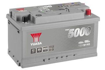 Akumulator YUASA YBX5110 12V 85Ah 800A P+