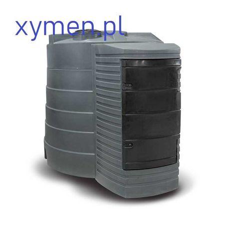 Zbiornik na ropę dwupłaszczowy 5000L METRIA