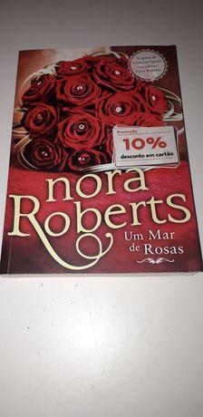 Um Mar de Rosas - Nora Roberts