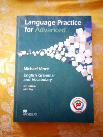 Language practice for Advanced 4th edition