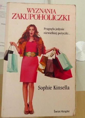Sophie Kinsella Wyznania zakupoholiczki