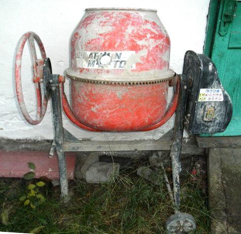 Бетономешалка Balaton Motor