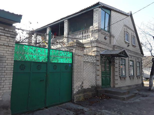 Дом в районе Жилпасёлка.