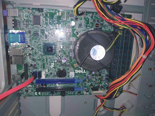 8 Гб ОЗУ 1155 сокет і3 3,3 ГГц комплект компьютер ПК системный блок
