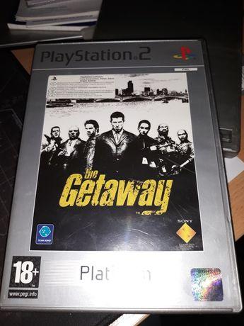 Gra The Getaway