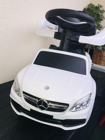 Mercedes-Benz, jeździk, chodzik,pchacz 3w1 Mercedes GLC Coupe AMG