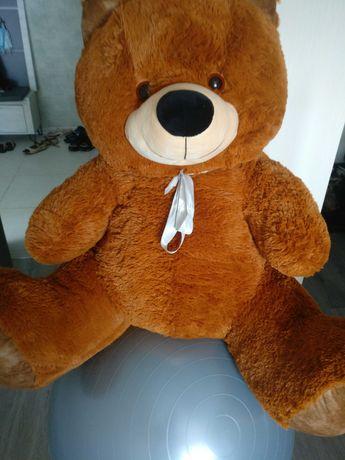 Іграшка м'яка ведмідь великий ; медведь