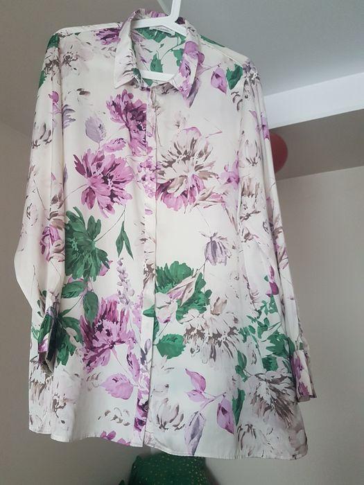Koszula damska w kwiaty  rozm. 46 Bełchatów - image 1