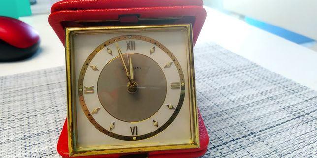 Zegarek-Budzik-mechaniczny Junghans