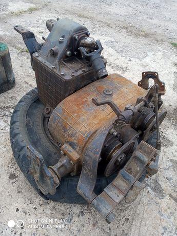 Агрегаты трансмиссии КрАЗ 257 к