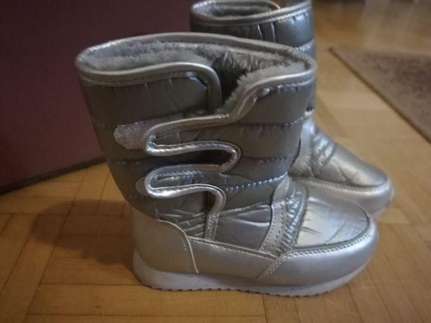 Buty sniegowce 26