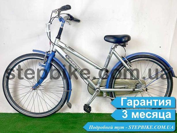 Велосипед Женский городской Алюминиевый Планетарка из Германии Gazelle
