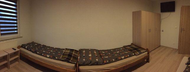 Nocleg - pokoje kwatery pracownicze