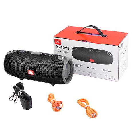 Bluetooth-колонка JBL XTREME SMALL, PowerBank, black