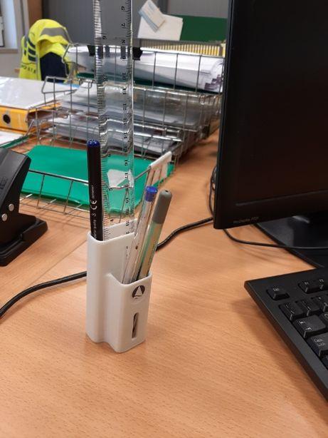 Secretária - Pousa lápis - Impressão 3D