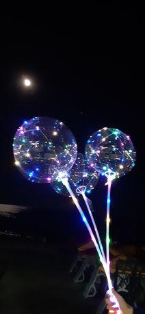 Шары бобо,,шарики светящиеся, Led Опт, светодиодные шары,Led шар