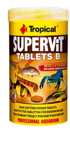 Tropical supervit w tabletkach tablets b - 100 sztuk