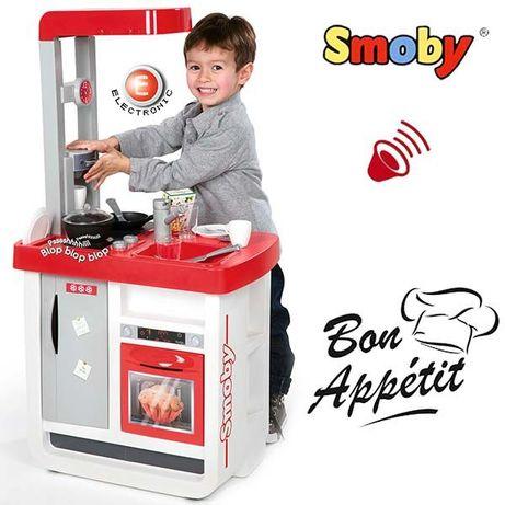 Интерактивная детская кухня Smoby Bon Appetit 310800