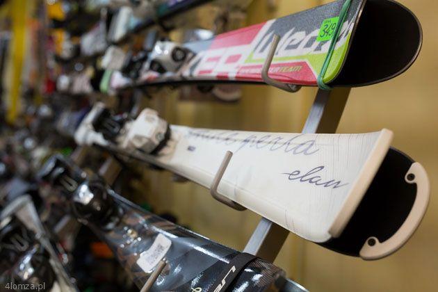 Narty - snowboard po serwisie sprzedaż - wymiana