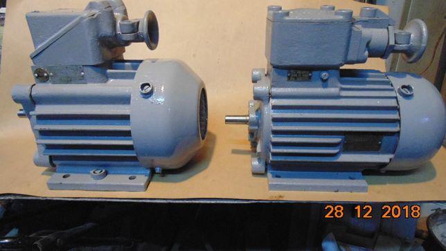 Silniki hermetyczne 0,6Kw.i 0,8Kw 1400obr/min.