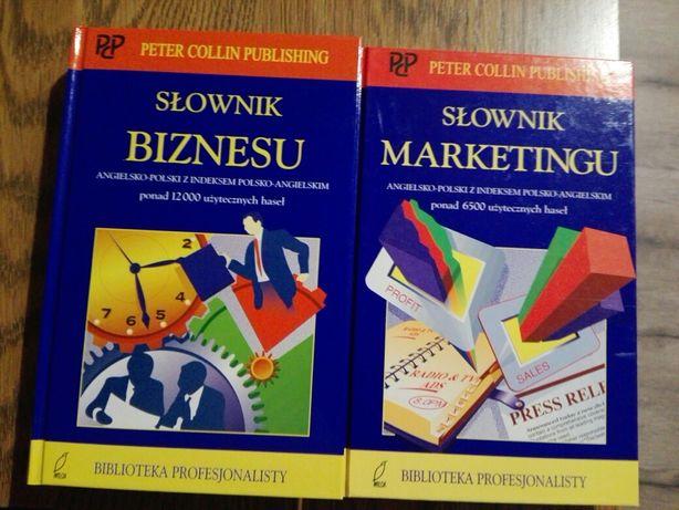 Słownik Biznesu i Słownik Marketingu
