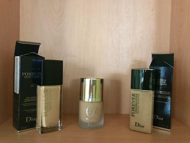 Тональный крем основа Guerlain Dior Givenchy косметика оригинал