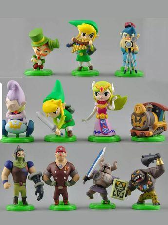 12 pcs Lenda de Zelda (Portes incluidos)