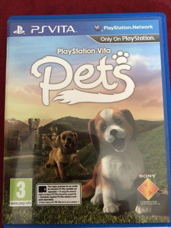 Vendo Jogo PSP - Pets