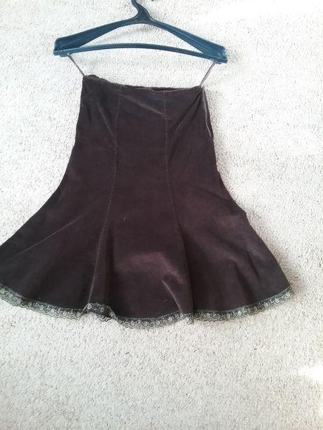 Бесплатно  юбку в идеальном состоянии