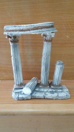 Decoração de aquariofilia - Templo grego