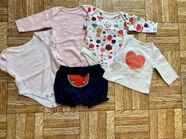 Боді, футболка, шорти