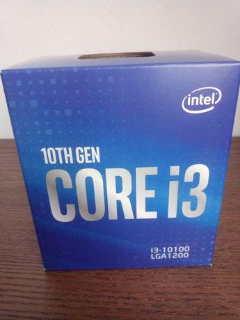 Intel Core I3 10100 (Cooler) Garantia