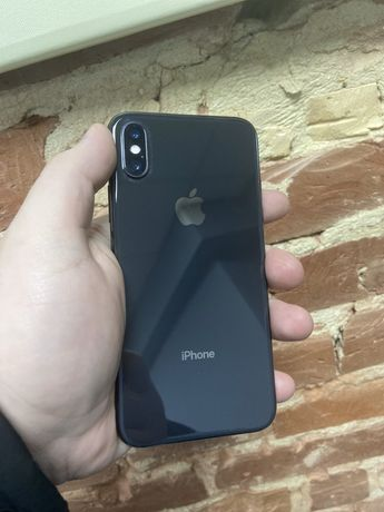Apple iPhone XS 64GB. (Space Gray) Neverlock