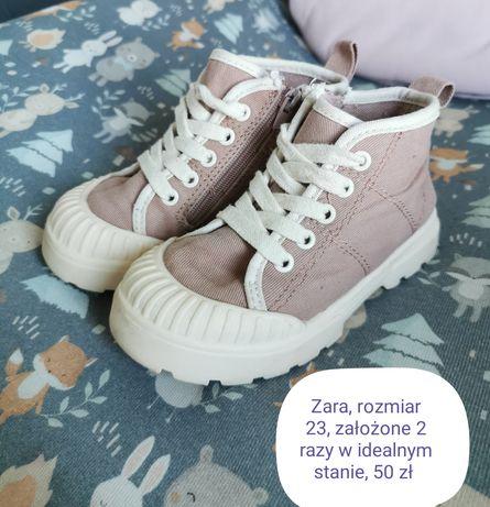 Buty Zara dziecięce