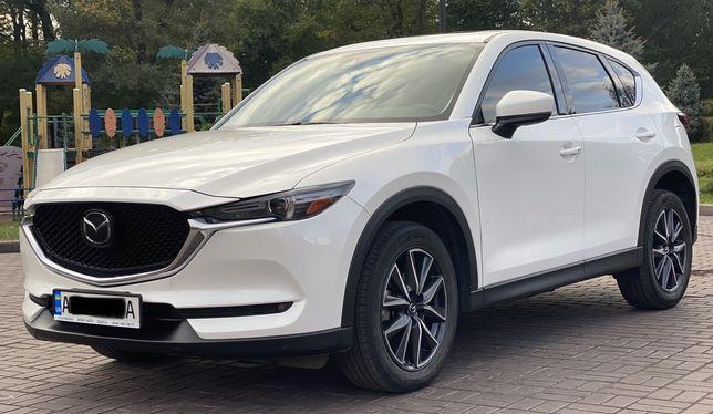 Продам Mazda CX-5 2017 2.5 Grand Touring