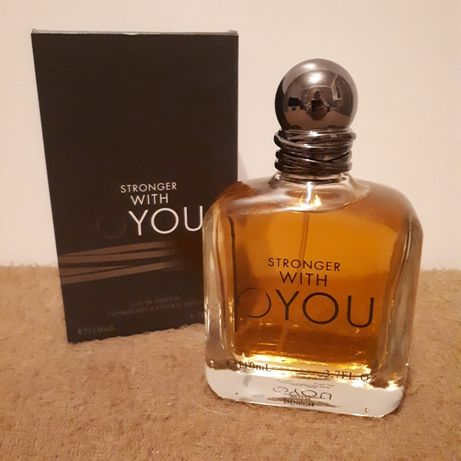 Perfumy Stronger With you 110 ml Meskie