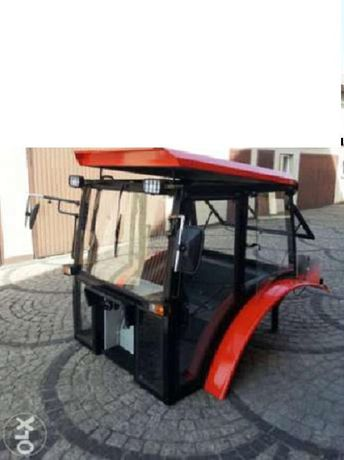 kabina do ciągnika traktorowa c330 c360 /mf235/mf255/mtz/bizon/
