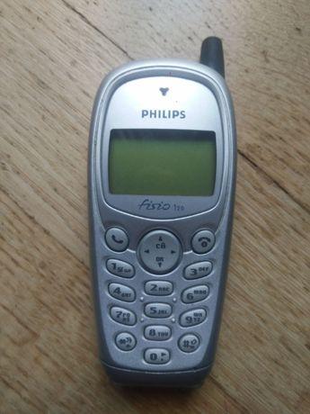 Телефон кнопковий Філіпс, Philips Fisio 120 з зарядним, не включається