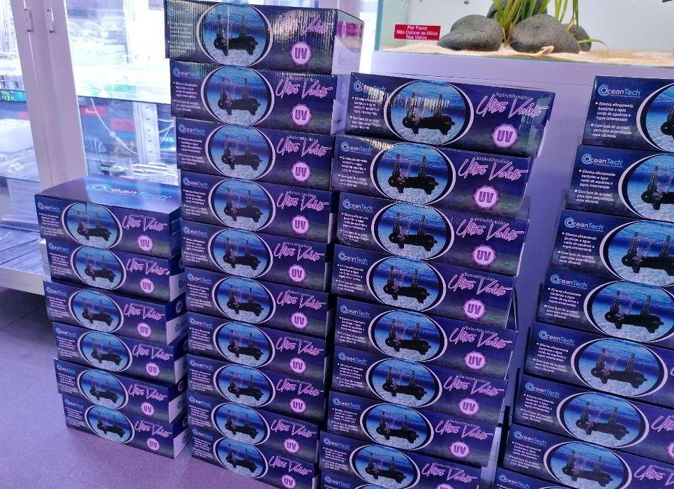 Filtro UV OceanTech 36w para aquario