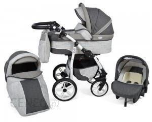 Wózek 3w1 baby merc q9
