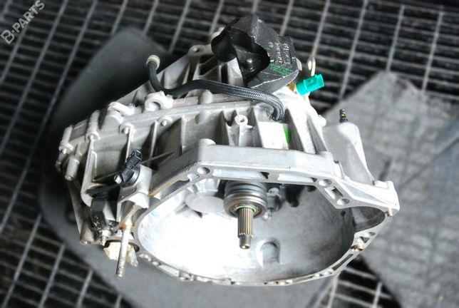 Caixa de 6 velocidades megane lll 1.5 dci tl4