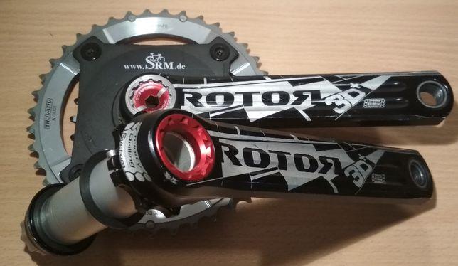 Korba Rotor 3D+ Rex 170mm 39-26 z pomiarem mocy SRM 2x10 2x11 SRAM