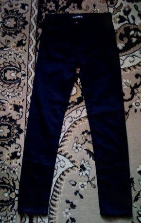 утепленные коттоновые брюки на мальчика р. 164