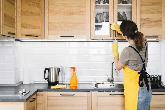 Sprzątanie mieszkań, domów