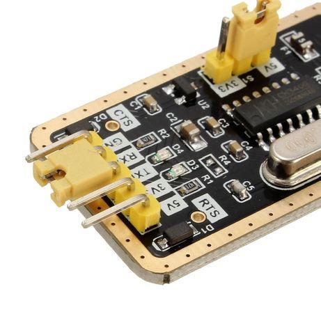 CH340G Конвертер USB в TTL (RS232) CH340 адаптер USB/UART CTS RTS
