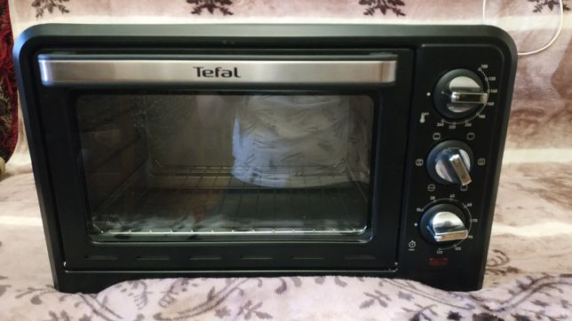 Мини-печь, электро духовка Tefal Optimo OF444834