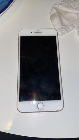 Iphone 8 plus 256gb Rose Gold (Ler descrição)
