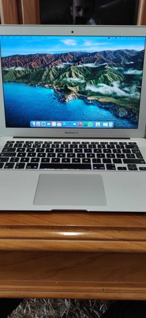 MacBook Air 2014 + Rato HP + Bolsa de Transporte + Capa de Proteção